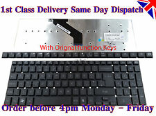 NUOVO Packard Bell EasyNote TS11-HR-040UK P5WS0 P5WE0 Laptop UK Tastiera Nero