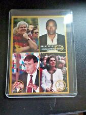 1994 Top Stories Card Jackie Kennedy OJ Simpson Bud Selig Newt Gingrich MINT