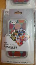 Tucano Brio Snap Case pour IPhone Se & iPhone 5 S Neuf Scellé