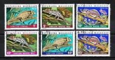 Madagascar 1973 Caméléons (101) Yvert n° 523 à 528 oblitéré used