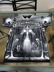Vintage Tshirt Small Nightwish Imaginaerum Front & Back Print Fruit Of The Loom