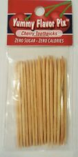 Flavored Toothpicks by Yummy Flavored Pix -CHERRY