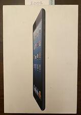 iPad Mini, First Generation, Black, BOX ONLY (2002)