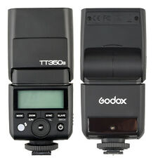 Godox TT350S Speedlite Master & Slave HSS TTL Flash F Sony A7RII A58 A99 A7II A7