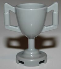 LeGo Light Bluish Gray Minifig Utensil Trophy Cup NEW