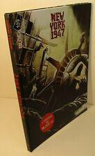 "BD cartonnée "" BLOCK 109 - New York 1947 "" Brugeas-Thoulhoat / ed akiléos 2011"