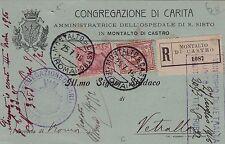 # MONTALTO DI CASTRO: testatina- CONGREGAZIONE DI CARITA'