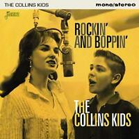 The Collins Kids - Rockin and Boppin [CD]