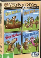 The Yogi Bear Show: Complete Collection Volume 1, 2, 3 & 4 (1961) DVD Region 4