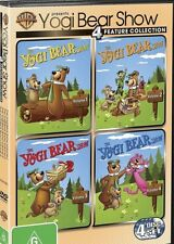 The Yogi Bear Show: Complete Collection Volume 1, 2, 3 & 4 (1961) DVD Region 4