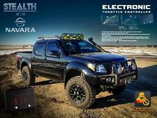 NISSAN NAVARA D22 D40 PERFORMANCE STEALTH THROTTLE CONTROLLER TUNE TURBO CHIP