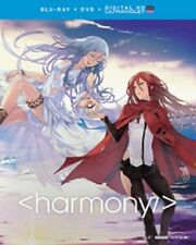 Harmony (Blu-ray/DVD, 2016, 2-Disc Set, Includes Digital Copy UltraViolet)