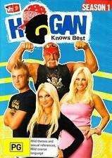 HOGAN KNOWS BEST SEASON 1 Hulk Hogan DVD NEW
