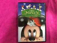 MICKEY MOUSE LA MEJOR NAVIDAD DVD WALT DISNEY