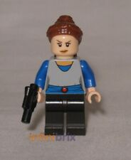 Lego Padme Naberrie Minifigure from set 7961 Star Wars NEW sw324