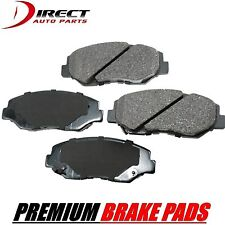 HONDA PREMIUM FRONT BRAKE PADS FOR HONDA CIVIC 2012 - 2017