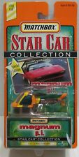 Matchbox Star Car Collection Magnum P.I. T.C.'s Helicopter MIP
