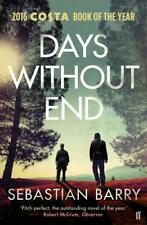 Days Without End, Barry, Sebastian, New, Book