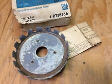 53 54 55 CHEVROLET GMC NOS GM STEERING WHEEL HORN CONTACT 758566
