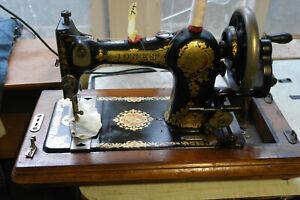 Vintage Jones Family CS Sewing Machine No. 301411