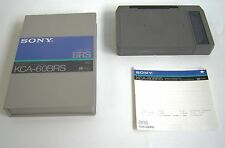 SONY KCA-60 BRS Cassette U-MATIC Professional Video Kassette Broardcast NEW
