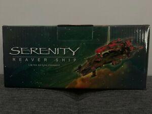 Serenity / Firefly Reaver Ship Holiday Ornament Dark Horse NEW