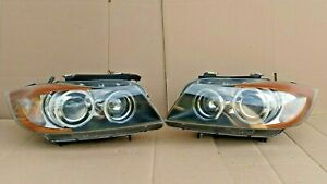 2006-2008 BMW E90 325i 335i Sedan HID Xenon Adaptive Headlight Set Left Right