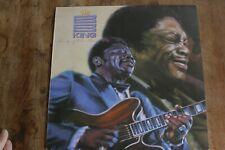 BB KING KING OF THE BLUES: 1989 VINYL LP