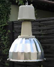 großer Industrie-Strahler mit Leuchtmittel Loftlampe Industial-Style 400W Vintag