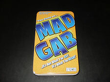 MAD GAB PATCH 2003 EXCELLENT CONDITION