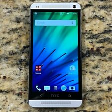 HTC One M7 | HTC6500LVW - 32GB - Silver (Verizon) Smartphone Clean ESN J16