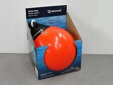 "Attwood 9"" Anchor Buoy Bumper Personal Watercraft Mooring Marker Slalom 9350-4"