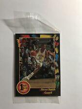 1991-92 Steve Smith Wild Card #98B  NIP