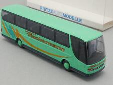 Rietze SM-S315HDH-005 Setra S 315 HD Omnibus Flachsmann NEU! OVP SG 1609-19-43