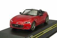 FIRST:43 1/43 MAZDA ROADSTER Open 2015 Soul Red F43-069 F/S w/Tracking# Japan