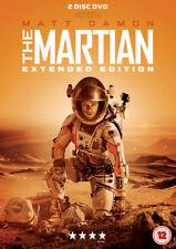 The Martian: Extended Edition DVD (2016) Matt Damon ***NEW***