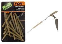 Fox Edges Anti Tangle Sleeves Standard CAC481 Antitangle Sleeve Antitanglesleeve