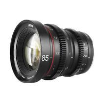 Meike Mini Cine Lens 85mm T2.2 for M4/3 mount OLYMPUS/Panasonic Lumix and BMPCC