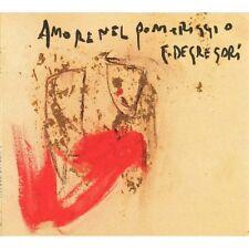 CD Francesco de Gregori- amore nel pomeriggio