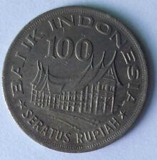 Offer>Indonesia 1978 Hutan utk Kesejahteran 100 rupiah coin very nice!