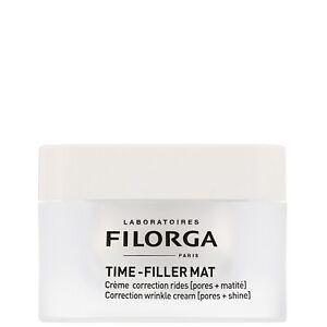 Filorga Time Filler Mat Correction Wrinkle Cream 50ml W/O Box #liv
