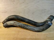 New listing M3A1 Scout Car G67 G102 metal radiator hoses