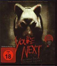 YOURE NEXT + V/H/S EXCLUSIFS FANVERSION - LIMITÉE SPECIAL EDITION 2 BOÎTE DVD