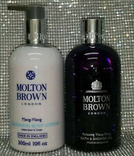 MOLTON BROWN Relaxing Ylang-Ylang Luxury Bath&Shower Gel and body lotion, 300ml