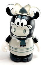 "NEW Disney Mickey Mouse Club Vinylmation B & W Clarabelle Cow 3"" Figure ONLY"