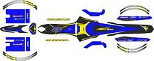 Sherco 2016 Style Complete Decal Set For 2006 - 2009 .