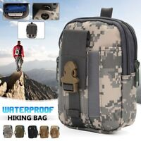 Waterproof Oxford Waist Bag Perfect For Climbing camping Military Tactical Pouch