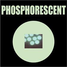 1 Autocollant Phosphorescent lumineux la nuit rond 67mm