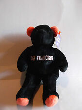 """Salvinos  Bammers Black """"BARRY BONDS"""" #25 IN GREAT CONDITION W/TAG 8""""IN TALL"""
