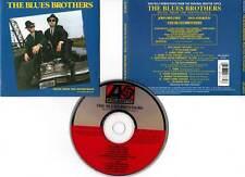 THE BLUES BROTHERS - Belushi,Aykroyd,Landis (CD BOF/OST) Remastered 1980-1995